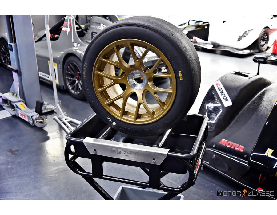 B-G Racing Wheel and Tyre Cleaning Bath