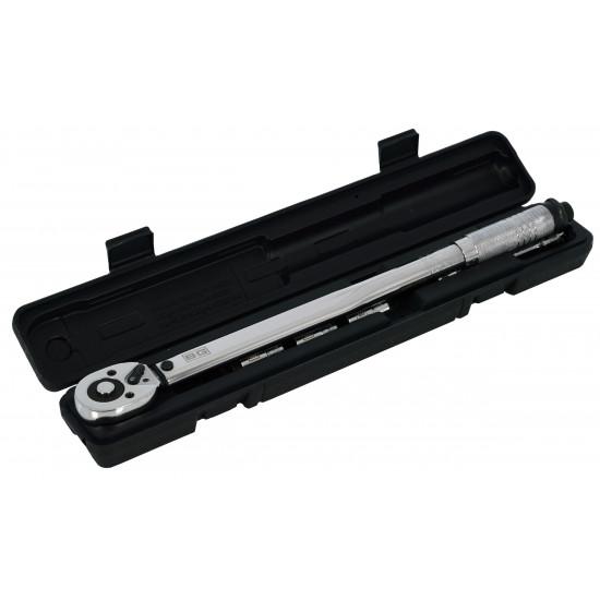 "B-G - 1/2"" Drive Adjustable Torque Wrench Set (28Nm - 210Nm)"