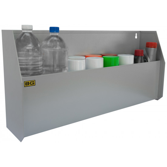 B-G Racing - Oil Bottle Shelf - Powder Coated