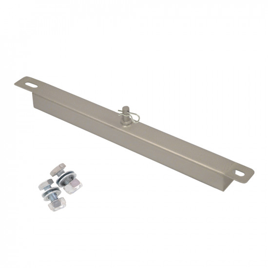 B-G Racing - Folding Wheel and Tyre Trolley Rear Tow Frame