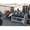 B-G Racing - Folding Wheel and Tyre Trolley