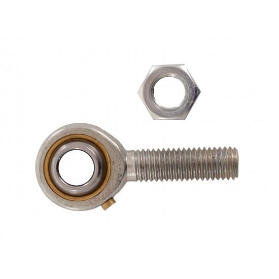 B-G Racing - M12 Rod End With Locking Nut