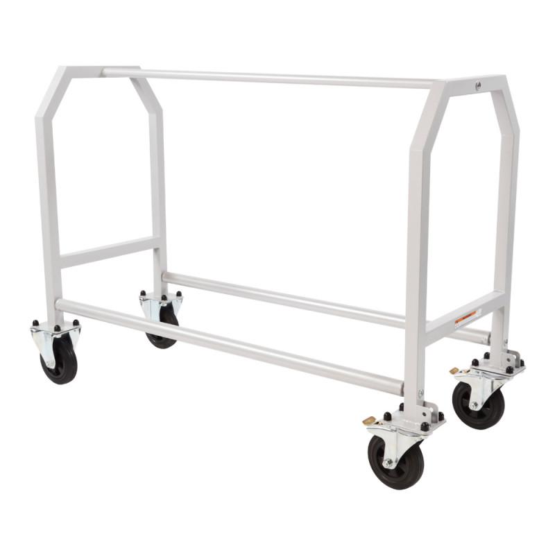 B-G Racing - Single Tier Wheel and Tyre Trolley