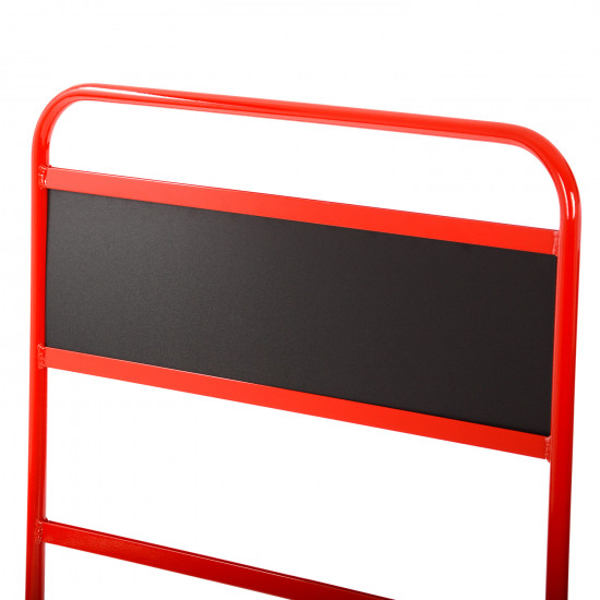 B-G Racing - Standard Pit Board Name Plate (Black)