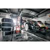 B-G Racing - EZ Sweep Castor Slip Plates - 2pc