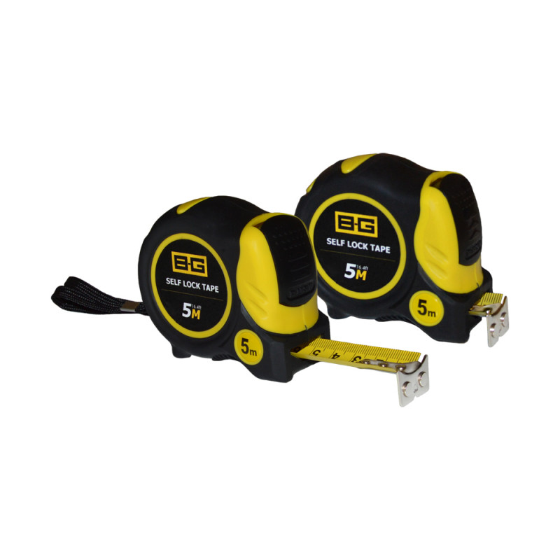 B-G Racing - Toe Measuring Plates Tapes (Pair)