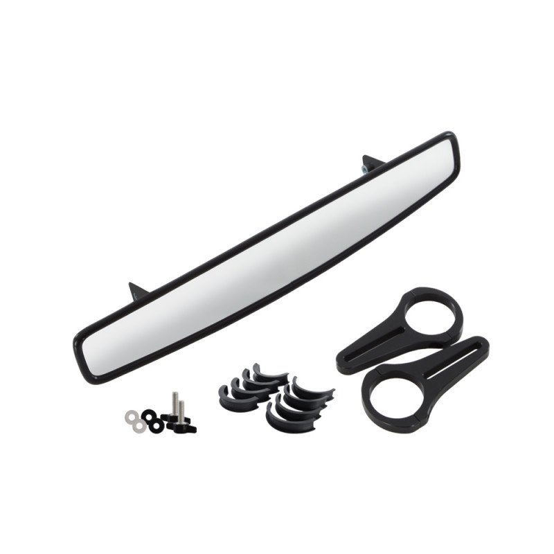 B-G Racing - Wide Angle Rear View Mirror Kit