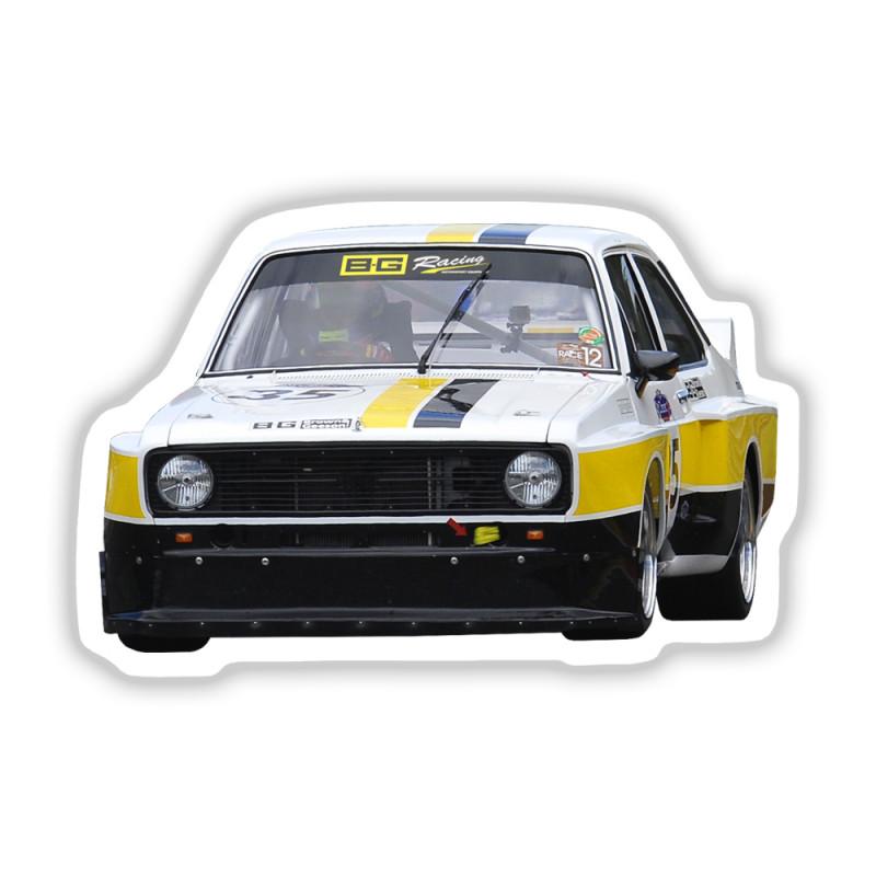 B-G Racing MK2 Ford Escort Sticker