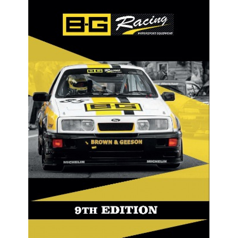 B-G Racing Catalogue - 9th Edition