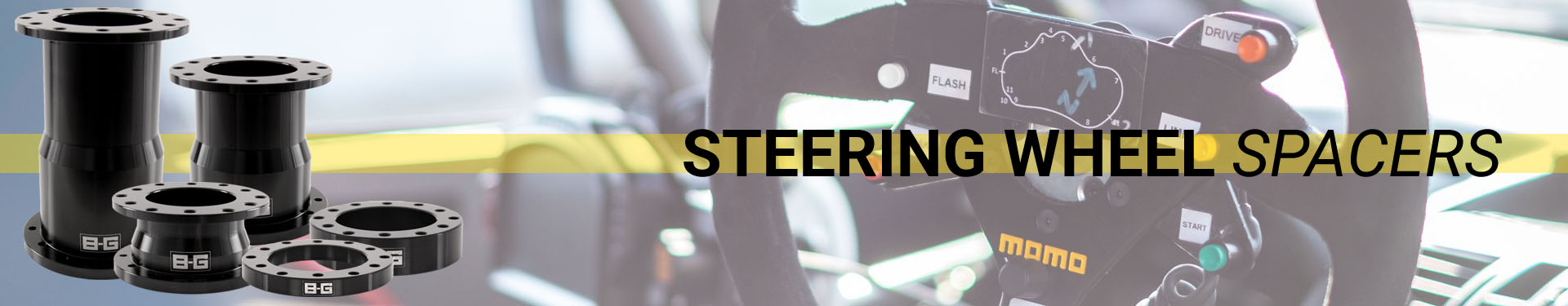 Steering Wheel Spacers
